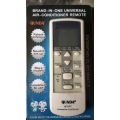 [BRAND IN ONE] AIRCON REMOTE CONTROL