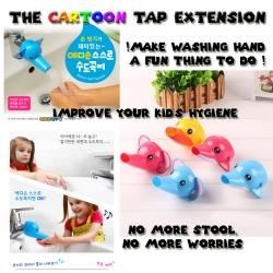 cartoon tap