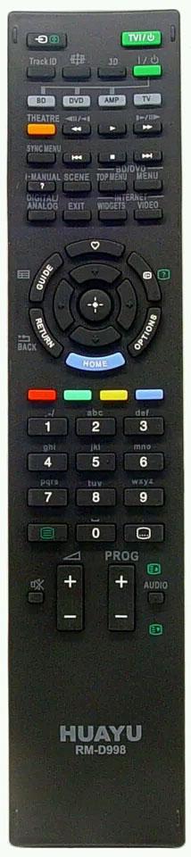 sony bravia tv remote